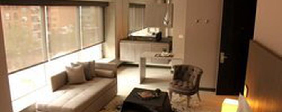 Jr Suite con Terraza Hotel CITYFLATS