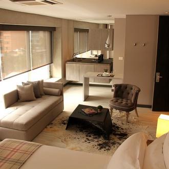 Habitación Hotel CITYFLATS