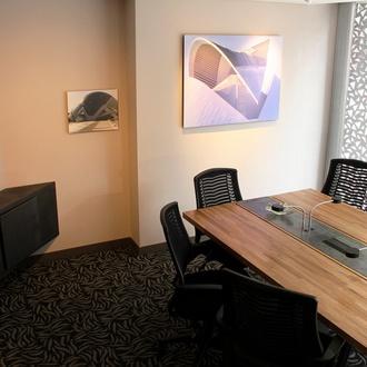 Sala de reuniones Hotel CITYFLATS