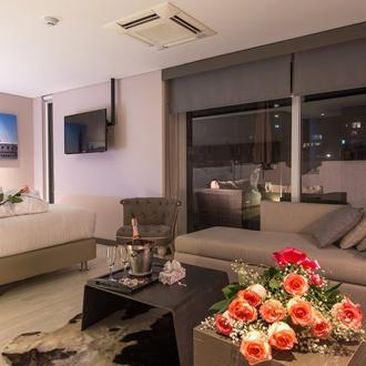 Plan romántico Hotel CITYFLATS